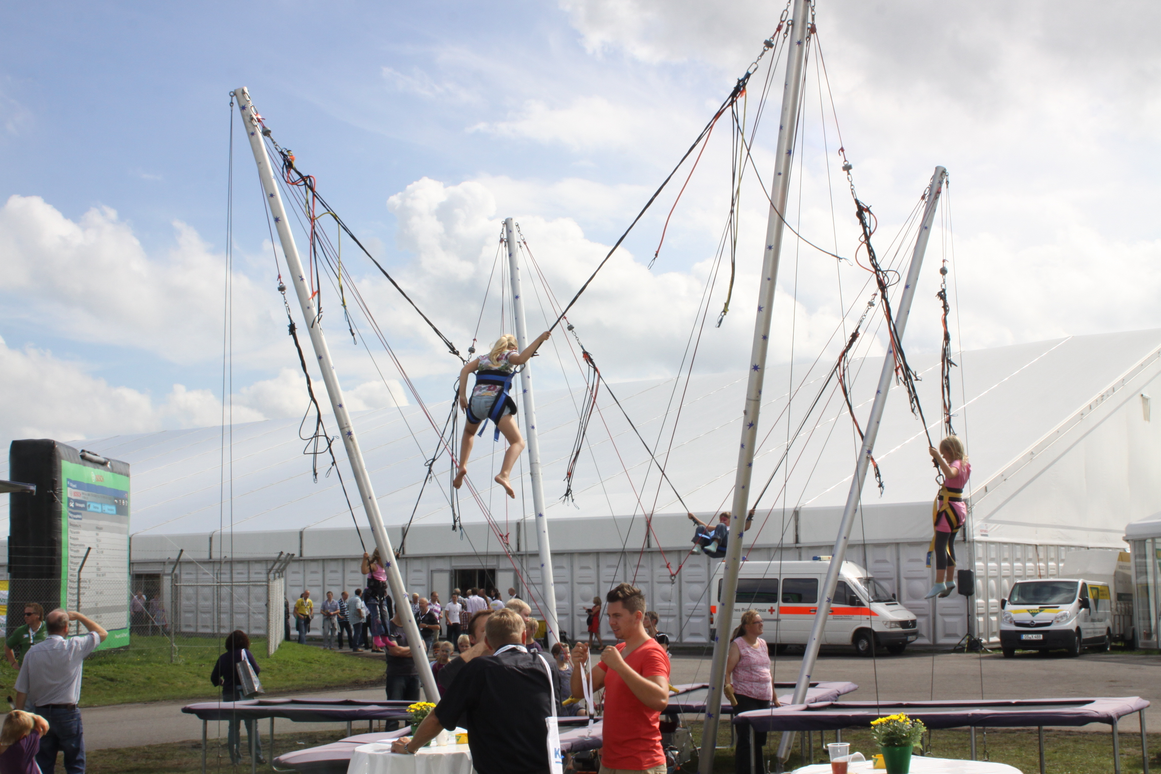 Bungee Jump for Kids